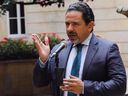 Juan Camilo Restrepo Gómez, nuevo alto comisionado para la paz