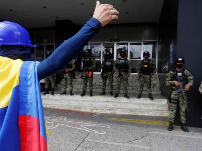 Comité del paro y gobierno logran acuerdos | EL UNIVERSAL - Cartagena