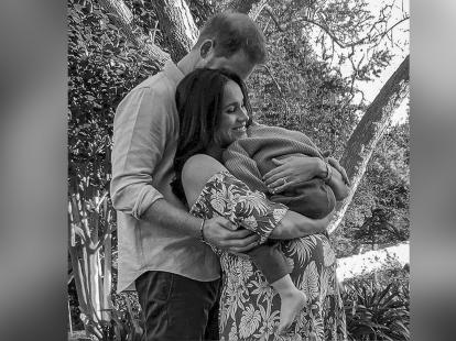 El príncipe Harry y Meghan Markle, padres por segunda vez