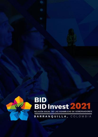 Barranquilla ante el mundoAsamblea BID 2021