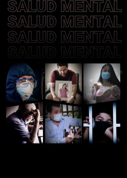 ¡Salud mental,otra víctima del covid!