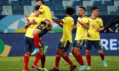 Colombia post Copa América