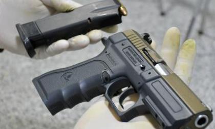 Porte y venta de armas