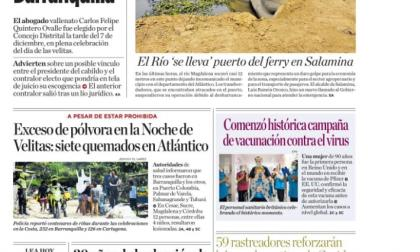 Polémica por elección del contralor de Barranquilla