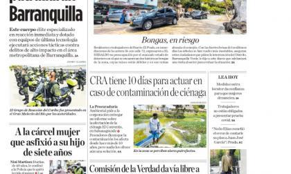 CRA tiene diez días para actuar en caso de contaminación de ciénaga