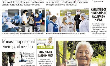 Endurecen restricciones para  frenar contagios en Barranquilla