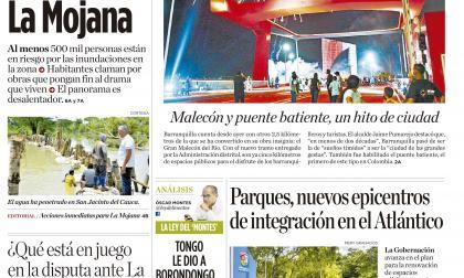 La tragedia acecha a la región de La Mojana
