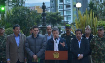 Colombia enviará nota de protesta a Rusia por violación del espacio aéreo