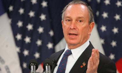 """""""Si quieres cambiar el mundo tienes que ser alcalde"""", dice Michael Bloomberg"""