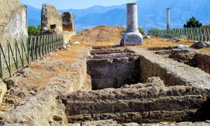 Pompeya sufre nuevos derrumbes en su necrópolis y su Templo de Venus