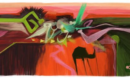 Google destaca con Doodle cumpleaños de pintor Alejandro Obregón