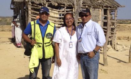 Liberados periodistas de RCN y Caracol retenidos por indígenas en la Alta Guajira