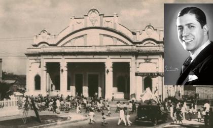 Barranquilla en la ruta fatal de Carlos Gardel