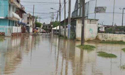 Alerta en Cartagena por lluvias que traen ondas tropicales que atraviesan el Caribe