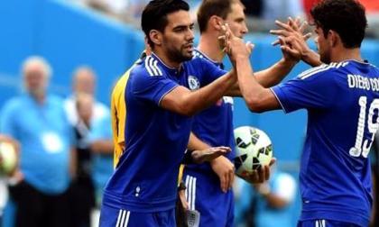 Tras lesión de Diego Costa, Falcao podría ser titular este domingo con el Chelsea