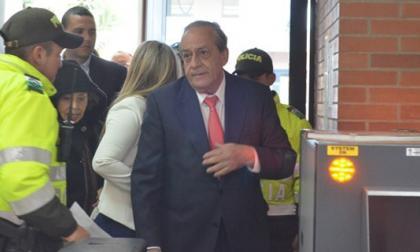 Víctor Pacheco , involucrado en el escándalo con el presidente de la Corte Constitucional.