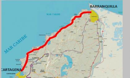 Invías abre licitación para segunda calzada entre Barranquilla y Cartagena