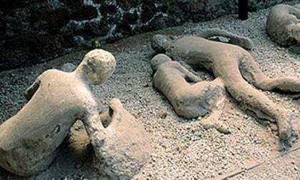 Los pompeyanos de hace 2.000 años tenían dientes perfectos por comer sano