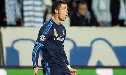 Cristiano Ronaldo igualó a Raúl González como máximo goleador del Real Madrid