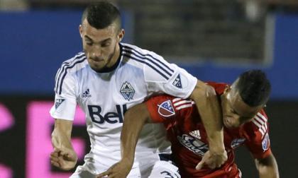 Michael Barrios anota y su equipo es líder en la MLS