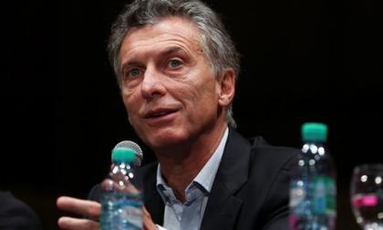 Mauricio Macri., presidente electo de Argentina.
