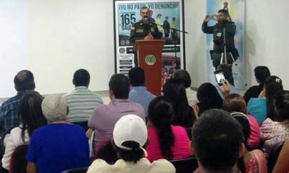 """""""Se reactiva la extorsión en Córdoba en este diciembre"""": General Palomino"""