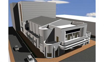 Inversión de $22.000 millones para restauración del Teatro Santa Marta