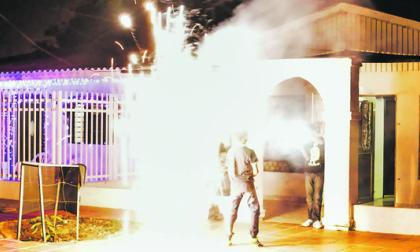 Caso de Sabanalarga, subió a 16 la cifra de quemados con pólvora en diciembre