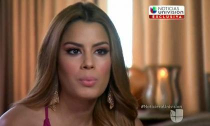 """""""En cuatro minutos me arrebatan ese sueño y lo tiran a la basura"""": Ariadna Gutiérrez"""