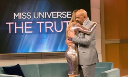 """Steve Harvey asegura que lo """"amenazaron de muerte"""" por error en Miss Universo"""