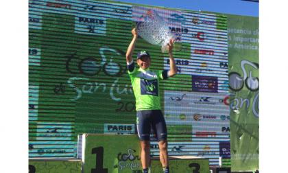 Dáyer Quintana, nuevo campeón del Tour de San Luis