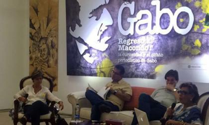 Homenajean al Gabo periodista en su pueblo natal en el marco del Hay Festival