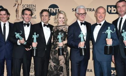 """""""Spotlight"""" se lleva el máximo honor en los Premios SAG"""