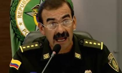 General Palomino no renunciará ni se apartará de su cargo, según comunicado