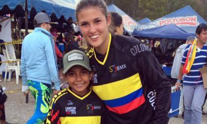 Gabriela y Sofía arrasaron en la Copa BMX y en el Campeonato Nacional