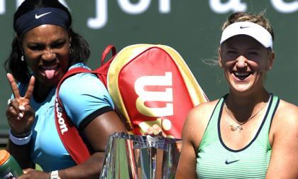 Victoria Azarenka sumó su segundo Indian Wells tras derrotar a Serena Williams