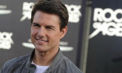 Tom Cruise se muda a la mansión británica del fundador de la Cienciología