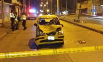 Un muerto y un herido deja accidente de tránsito en Rebolo