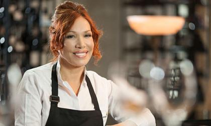 """""""La tendencia va a ser a que los cocineros aporten más a lo social"""": Leonor Espinosa"""