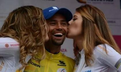 Mauricio Ortega, campeón de la Vuelta a Colombia