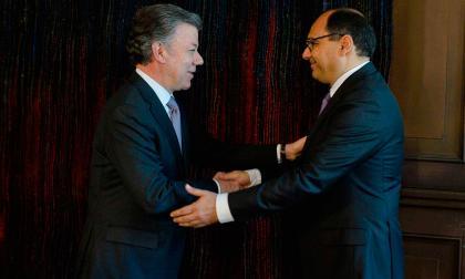 Segebre, nuevo embajador en República Dominicana