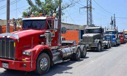 Fiscalía inspeccionó negocios de líder del paro camionero