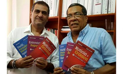 Docentes lanzan mañana libros de periodismo