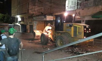 Reubican a primeros 178 vendedores del Centro de Barranquilla