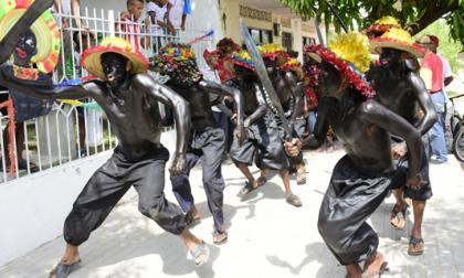 Son de Negro, una tradición que no muere en Santa Lucía