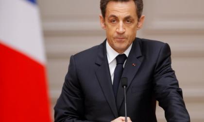 Sarkozy anuncia su candidatura a las elecciones presidenciales de Francia