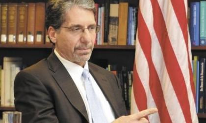 Kevin Whitaker, embajador de Estados Unidos en Colombia.