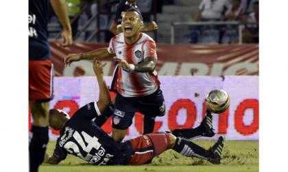 Derrota frustrante e impensada: Junior cayó como local ante Fortaleza