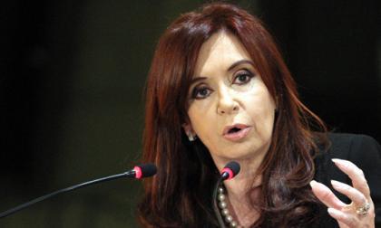Expresidenta Fernández