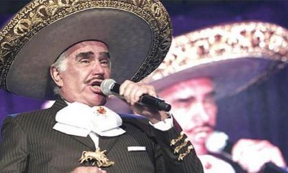 """Vicente Fernández asistirá a evento de Clinton """"para impulsar el voto latino"""""""